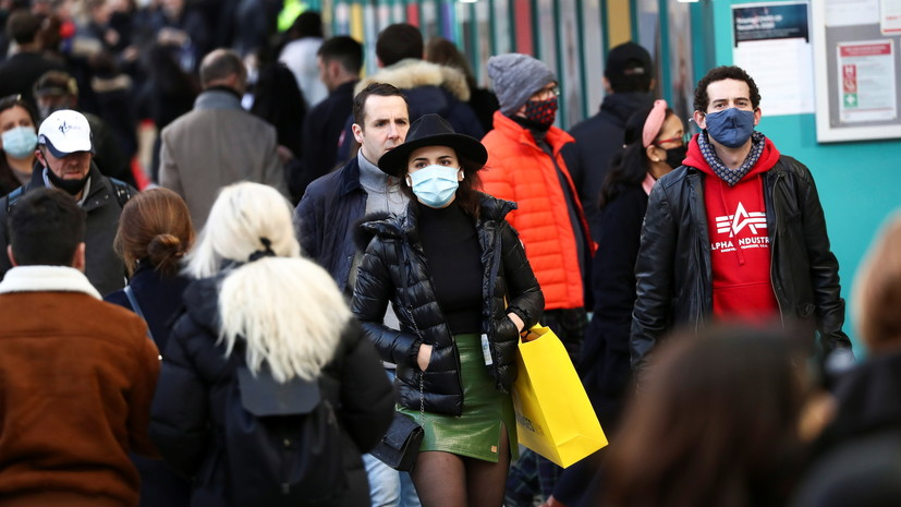 Эксперт рассказал о«сверхраспространителях» коронавируса