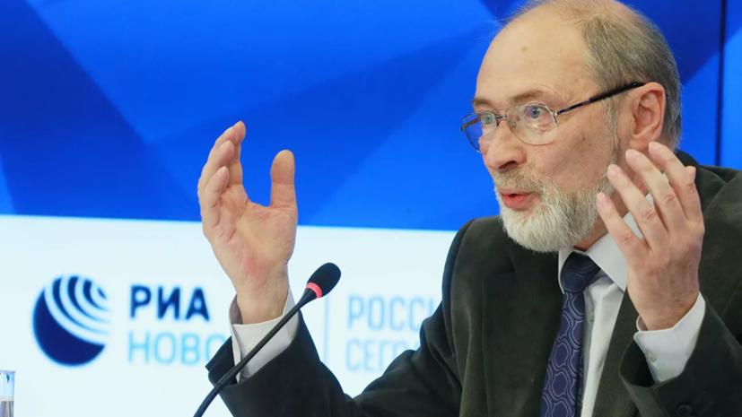 Вильфанд заявил о рекордном атмосферном давлении в Москве
