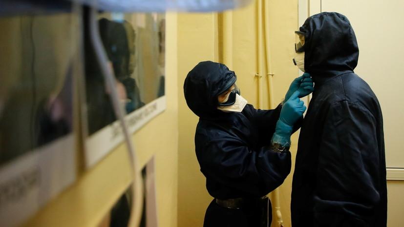 Мурашко предложил рассмотреть новые меры для борьбы с коронавирусом