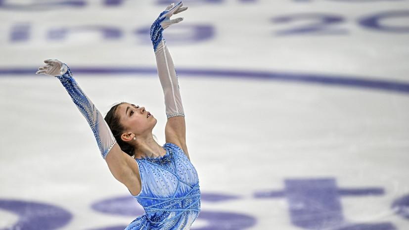 Эффект Медведевой: почему Валиеву рано записывать в фавориты Олимпийских игр в Пекине