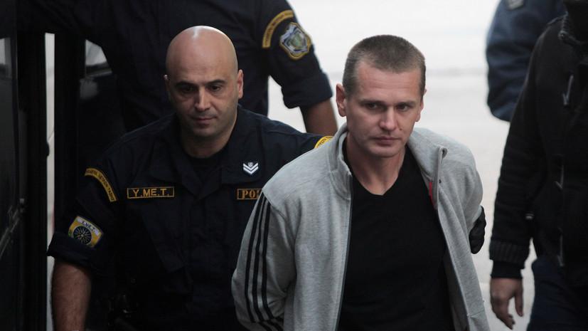 В Париже суд приговорил Винника к пяти годам тюрьмы