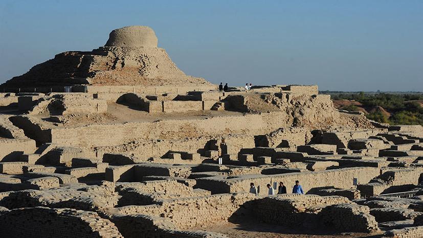 «Говорящие» горшки: учёные определили диету жителей Древней Индии