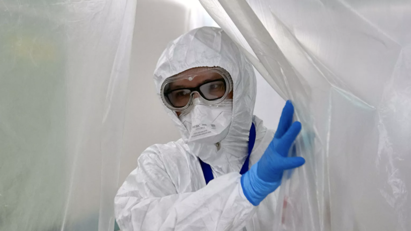В России за сутки умерли 562 пациента с коронавирусом