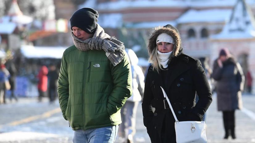 В Гидрометцентре предупредили о резком потеплении на европейской части России