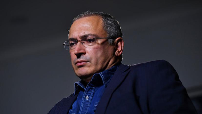 Путин заявил, что Ходорковский косвенно признал вину в своём письме