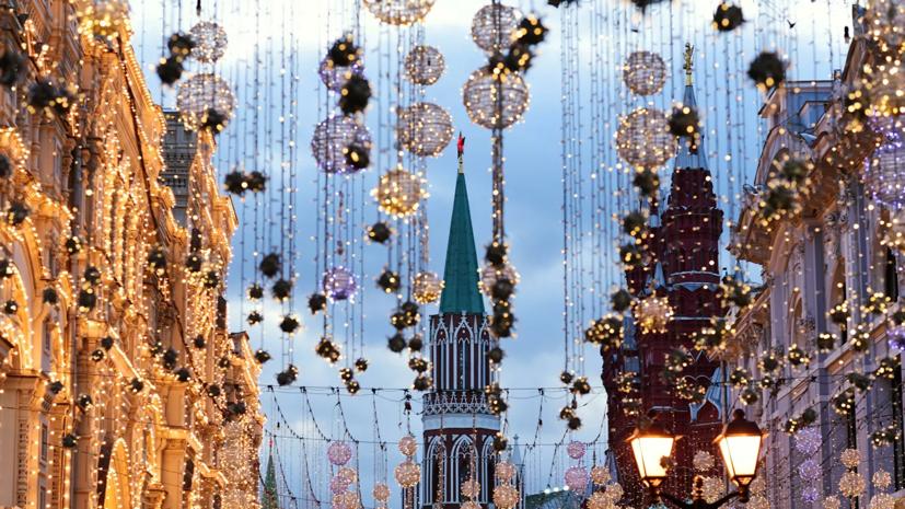 ВМоскве непланируют новых ограничений вновогодние праздники