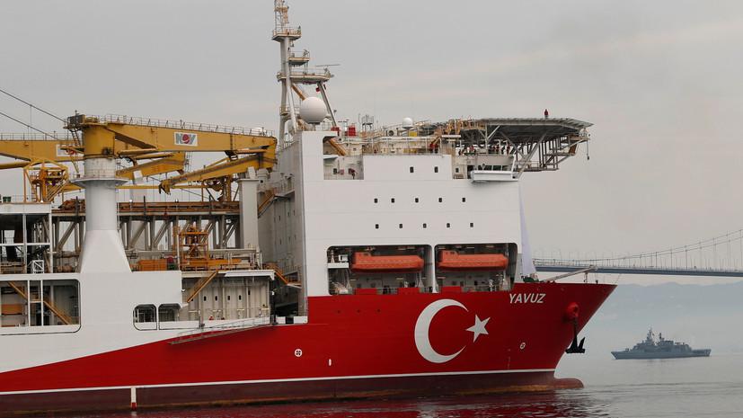Лидеры стран ЕС приняли решение о расширении санкций против Турции
