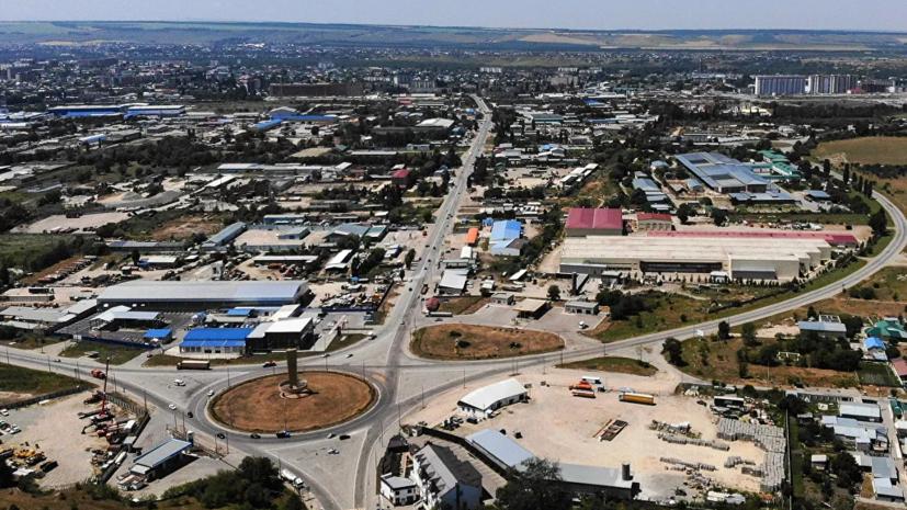 Шесть человек пострадали при взрыве в Карачаево-Черкесии
