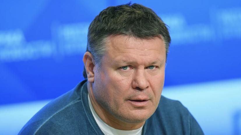Тактаров высказался о работе Гончаренко на посту главного тренера ЦСКА