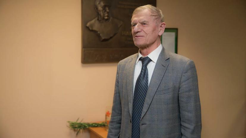 Умер президент НИЯУ МИФИ Борис Оныкий