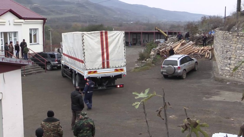 Почти 30 домов в Карабахе из 200 находящихся на контроле МЧС России восстановлены