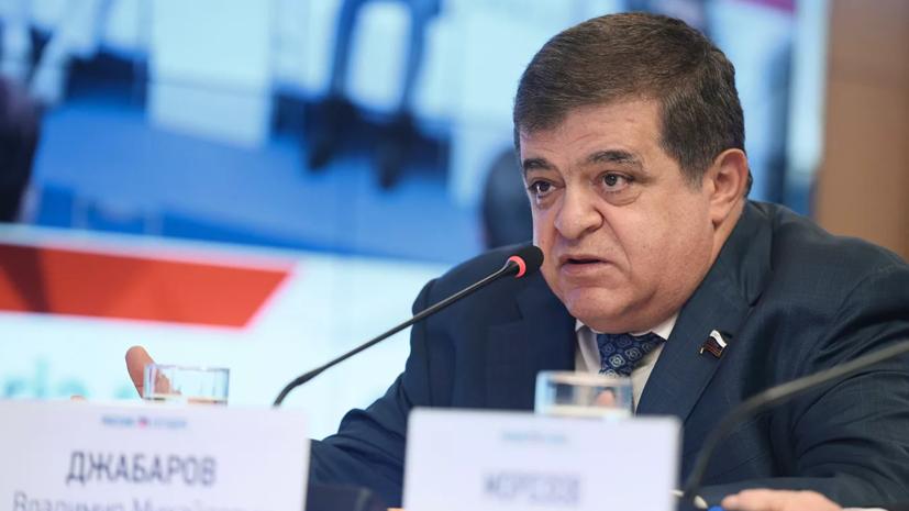 Джабаров осудил слова украинского дипломата о возвращении Крыма силой