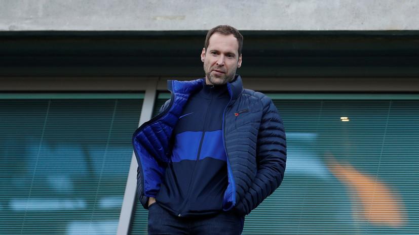 Петр Чех предложил внести изменение в правила пробития пенальти в футболе