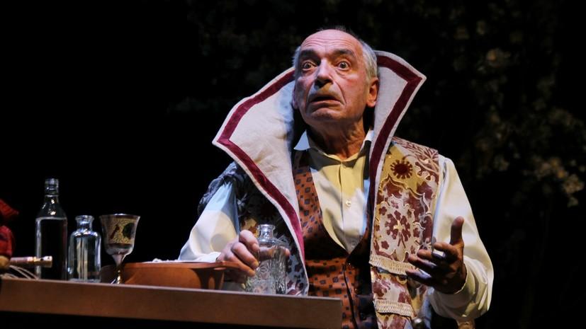 Бурляев назвал Гафта удивительным и прекрасным поэтом