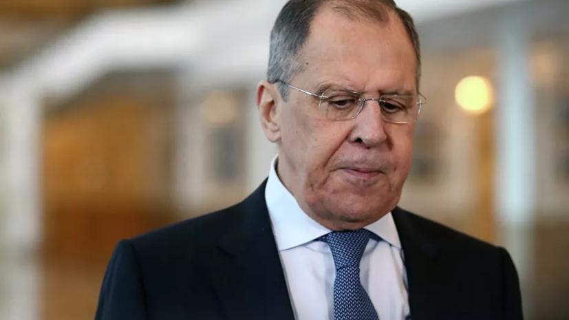 Лавров обсудил с главой МИД Азербайджана реализацию заявления по НКР