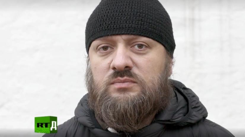 «Сейчас я пытаюсь в себе вернуть доверие к людям»: иеромонах Феофан о своём аресте на Украине и пытках в тюрьме
