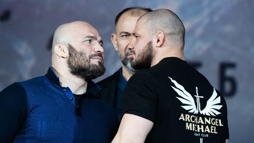 Вартанян: Исмаилов сильнее Штыркова, будет похоже на бой с Емельяненко