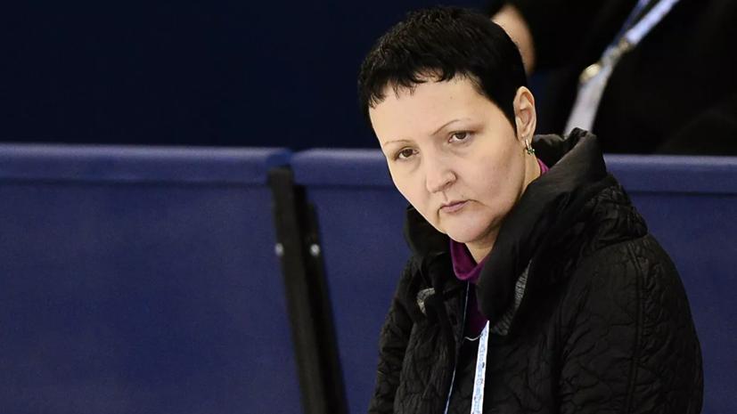 Гончаренко призвала подождать с выводами о работе Плющенко с Трусовой и Косторной