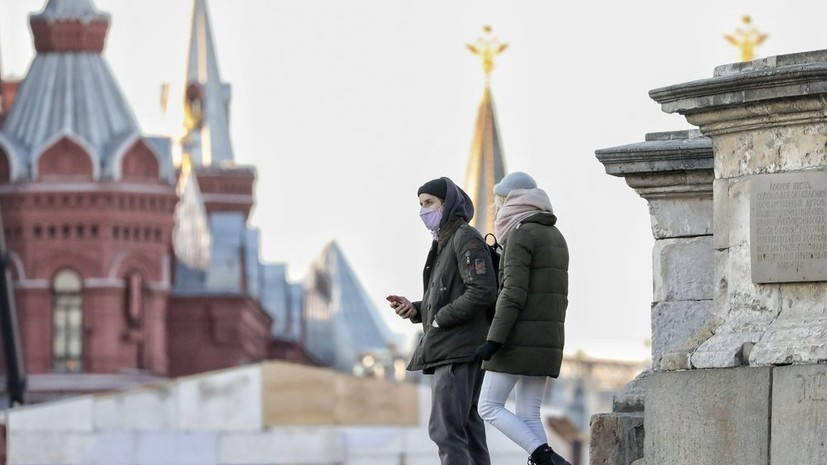Синоптики рассказали о потеплении в Москве на следующей неделе