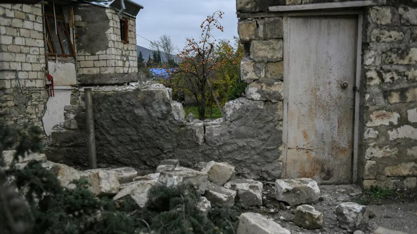Министр обороны Армении обсудил с Шойгу ситуацию в Нагорном Карабахе