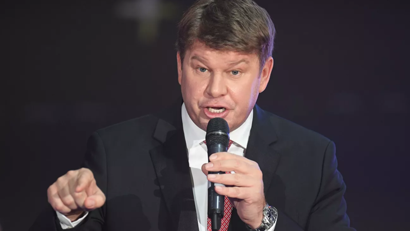 Губерниев пообещал съесть ботинок, если безвыигрышная серия биатлонистов достигнет 50 гонок