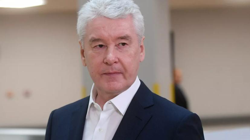 Собянин назвал условие ужесточения карантинных мер в Москве