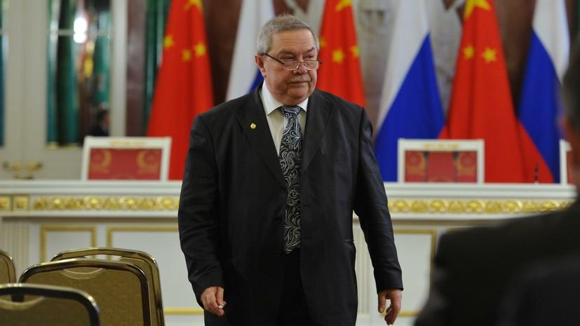 Диктор Кириллов назвал Хорошевцева мастером своего дела