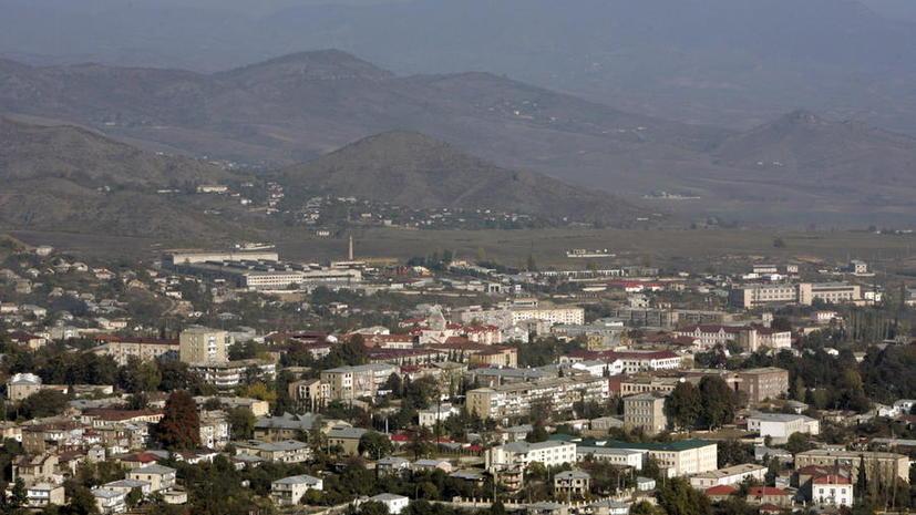 Минобороны России: режим прекращения огня в Карабахе соблюдается