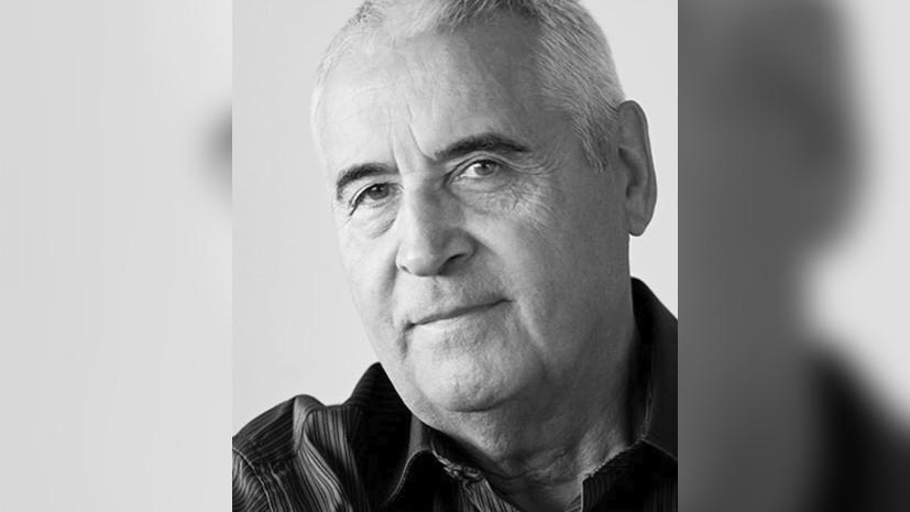 Умер заслуженный артист России Айдар Хафизов