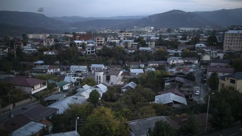 Российские миротворцы ведут постоянный мониторинг ситуации в Карабахе