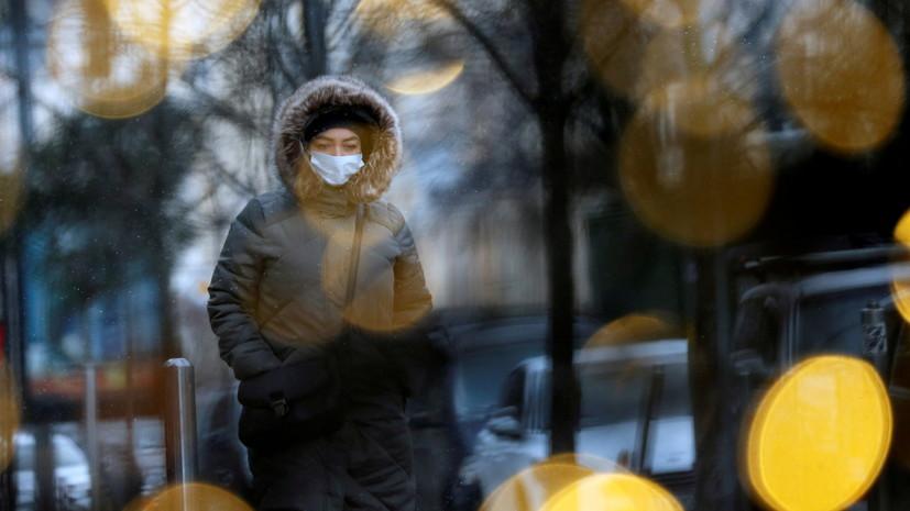 На Украине назвали условие для введения локдауна раньше января