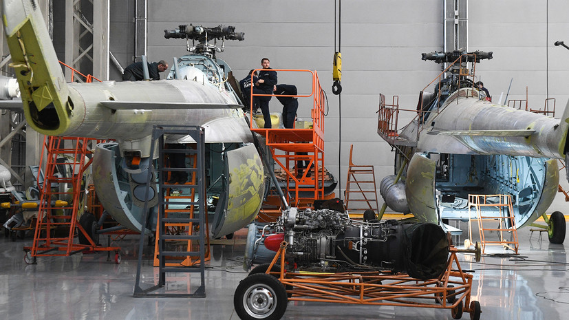 В Росавиации сообщили о планах разработки допподдержки авиапредприятий