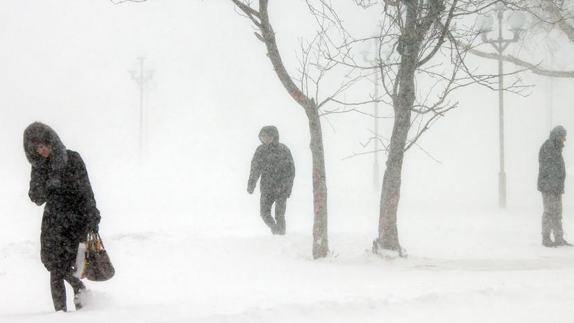 Несколько районов Сахалина и Курил подпадут под действие циклона