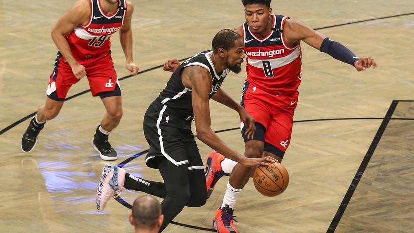 Баскетболист Дюрант провёл матч впервые за 552 дня