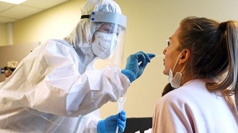 В России за сутки выявлено 27 328 новых случаев коронавируса