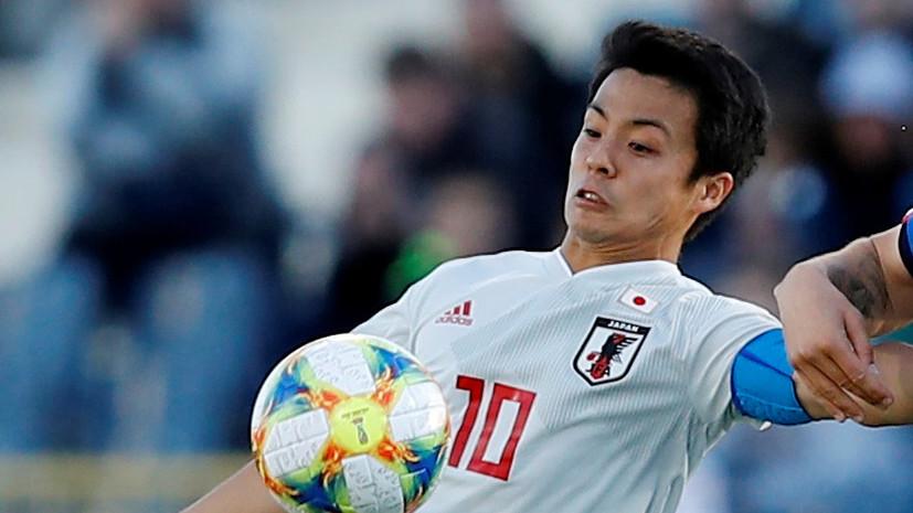 «Рубин» арендовал японского футболиста Сайто
