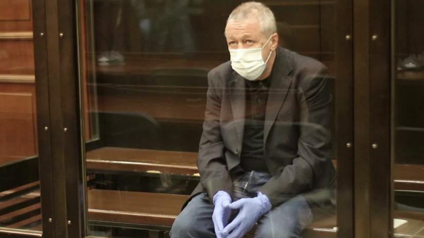 Ефремов извинился перед адвокатом Добровинским