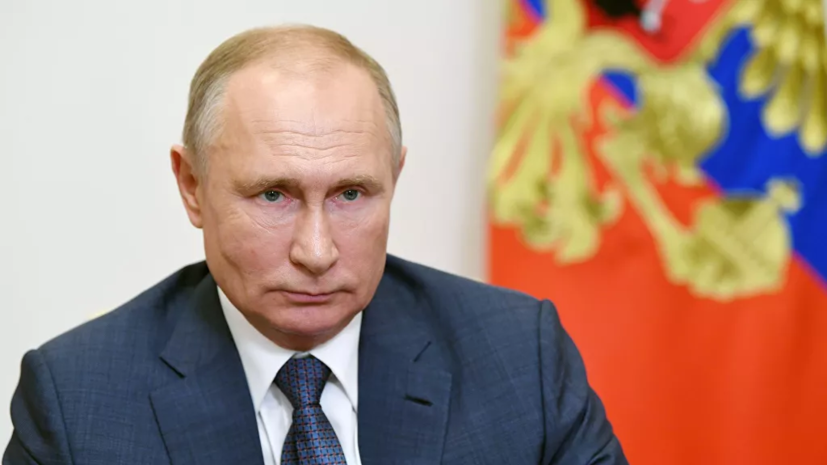 Путин поручил увеличить объём специализированной медпомощи по ОМС