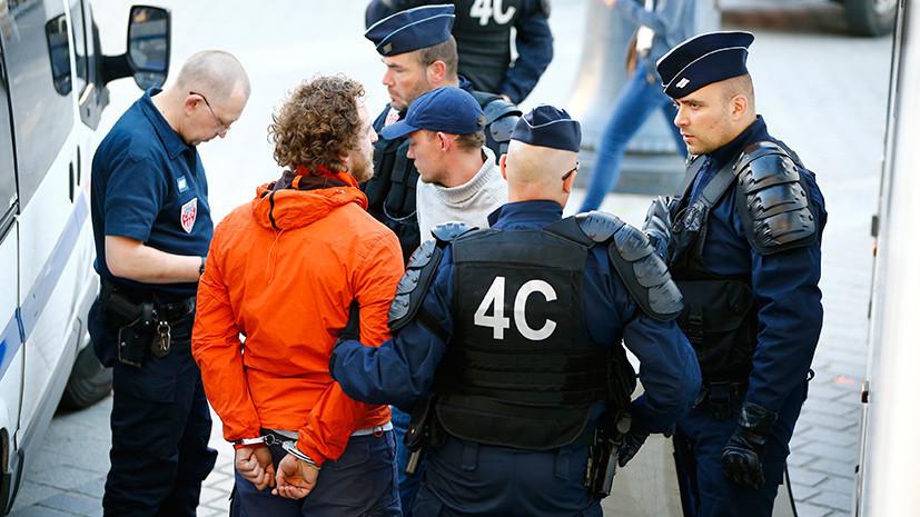 Российские болельщики приговорены к тюремным срокам за участие в беспорядках на Евро-2016