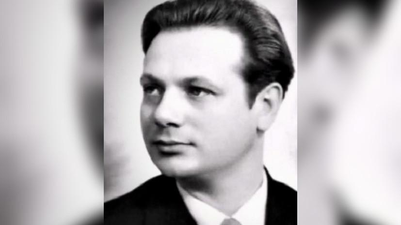 Умер оперный певец Владимир Кравцов