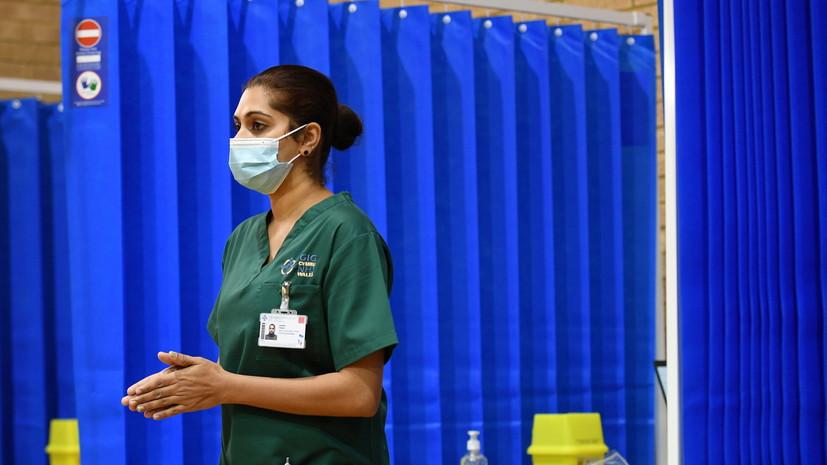В Британии обнаружили новый тип коронавируса