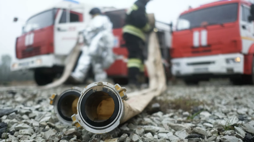 В России зданиям начнут присваивать категории пожарного риска