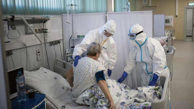 В Москве за сутки выписаны 5307 лечившихся от коронавируса