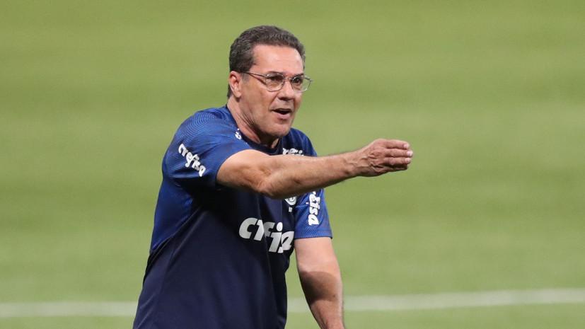 СМИ: Экс-тренер сборной Бразилии по футболу госпитализирован с COVID-19