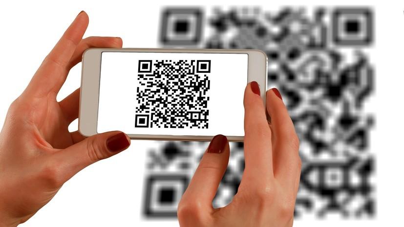 В Москве назвали число зарегистрировавшихся в системе QR-кодов