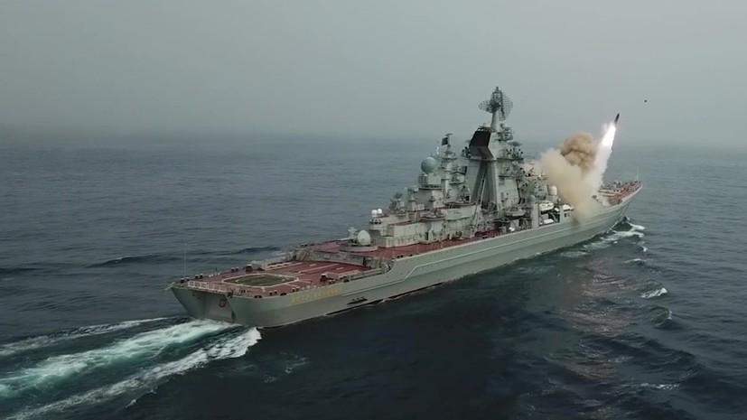 Хозяева морей: тест RT о военных кораблях России