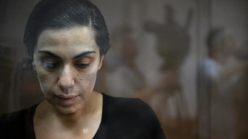 Прокурор просит 18 лет колонии для обвиняемой в шпионаже Цуркан