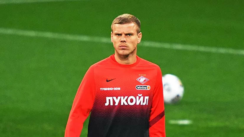 Боярский считает, что Кокорину стоит покинуть «Спартак»