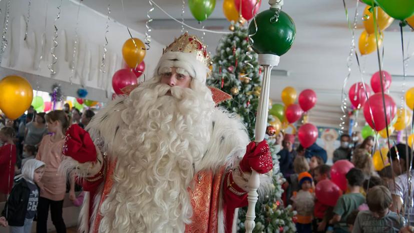 В детских садах Удмуртии новогодние утренники пройдут с ограничениями