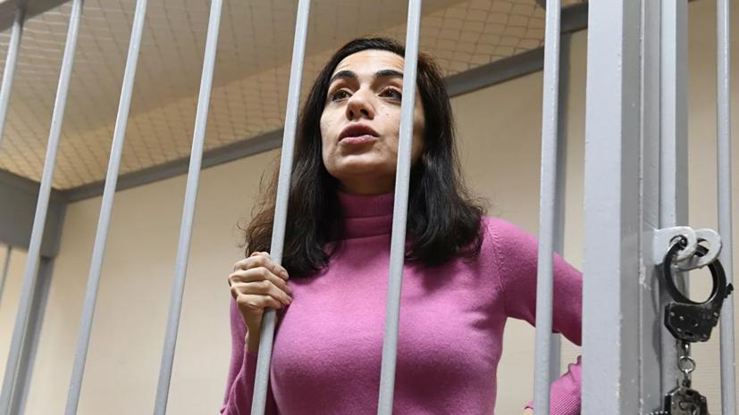 Мосгорсуд огласит приговор обвиняемой в шпионаже Цуркан 29 декабря